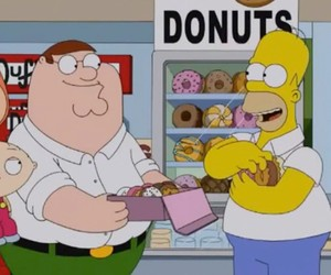 The Simpsons / Family Guy Crossover Ep Trailer