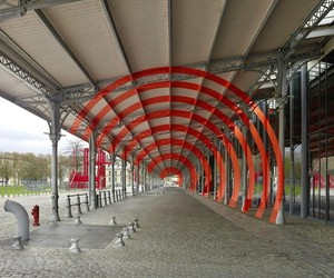 Streetart meets Optical Illusions: Felice Varini