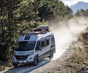 The Fiat Ducato is still the ideal camping vehicle