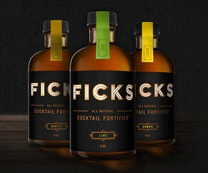 Ficks Natural Cocktail Fortifier