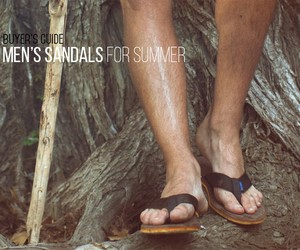 Best Men's Summer Sandals