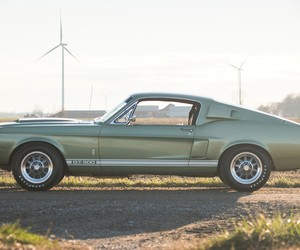 67 Shelby Fastback Hits The Auction