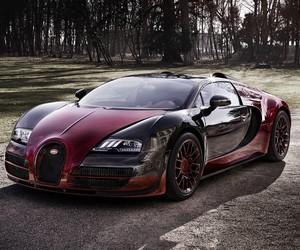 Bugatti Veyron Vitessa La Finale