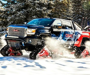 GMC Sierra Denali HD All Mountain Concept