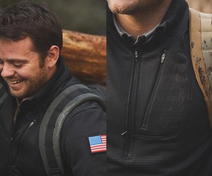 Goruck Grid Fleece Half Zip
