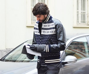 Tommy Tons streetstyle : Milan