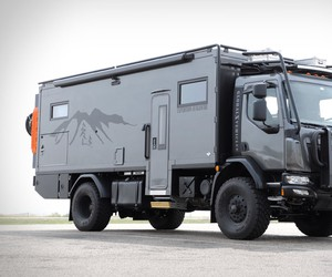 Patagonia Expedition Vehicle