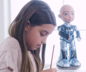 Smart doll is designed to help kids understand tec