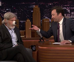 Harrison Ford on Chewbacca actor Peter Mayhew