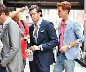 NEW YORK FASHION WEEK: HOMME STYLE