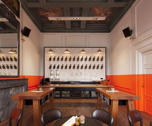 HOPPA! Beer Bar in Amsterdam by concrete