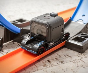 Hot Wheels GoPro Mount