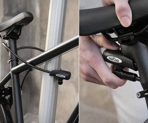 InterLock | Integrated Seatpost Lock