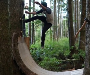 Skateboarding: Into The Thicket