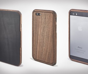 Walnut iPhone 6 Cases