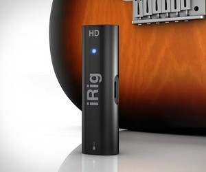 iRig HD | Digital Guitar Interface