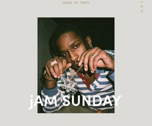 JAM SUNDAY VOL. 1: A$AP ROCKY,  KENDR Lamar & more