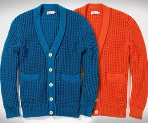 Jesse Knit Cardigan Sweater by BOLIVARES