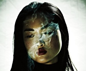 Jing Wen By Ben Hasset For Vogue China
