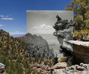Reconstructing the View: Grand Canyon Photography