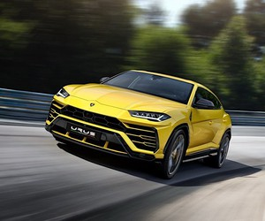 Lamborghini and the SUV Urus
