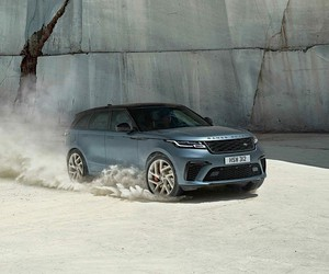 Range Rover Velar is supplemented a Dynamic Editio