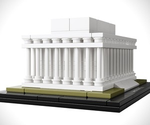 LEGO Architecture: Lincoln Memorial