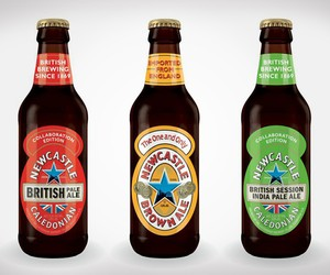 Newcastle Introduces Two New British Beers