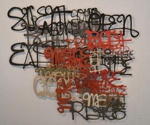 Graffiti Art – Paper Graffiti by Miriam Londono