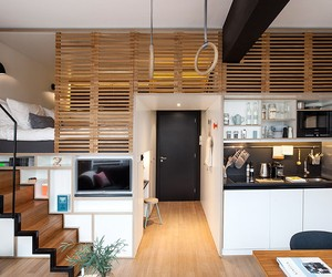 Micro Apartments by Zoku Loft