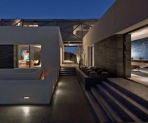 Mesh Steel Residence in Las Vegas