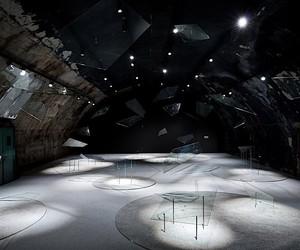Sounding glass in Milan