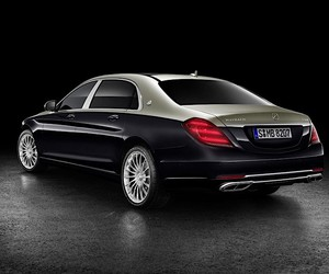 MB-Maybach provides its S-Class with a facelift