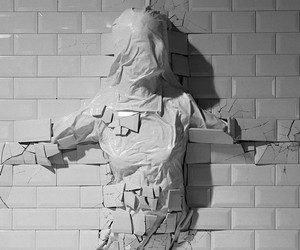 Graziano Locatelli makes art from broken tiles