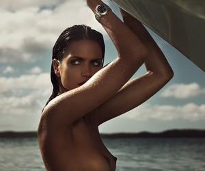 Vogue Paris Features Missy Rayder Shot by Mikael