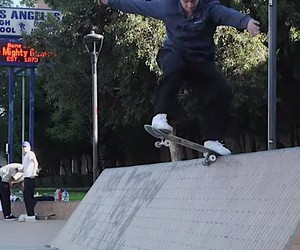 Adidas welcome clip for Mike Arnold