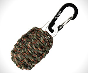 Carabiner Grenade Survival Kit