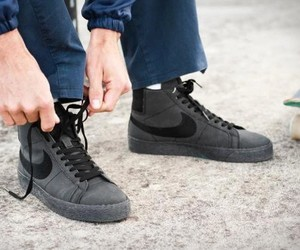 Nike SB Blazer Black | by Passport