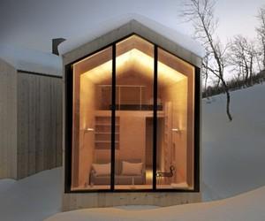 Split Cabin in Norway