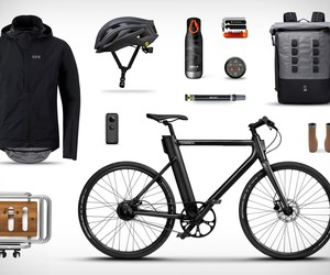 November 2018 Bike Commuter Gear