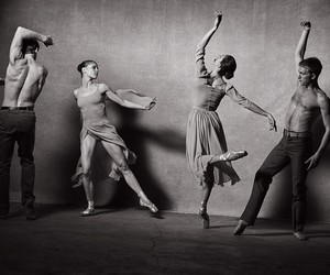 NEW YORK CITY BALLET BY PETER LINDBERGH
