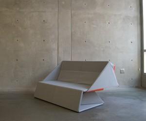 Origami Folding Sofa