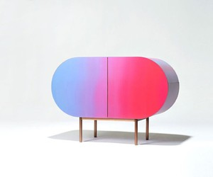 Studio designs modern furniture with color changes