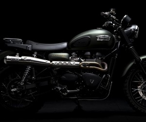 Jurassic World Triumph Scrambler for Sale