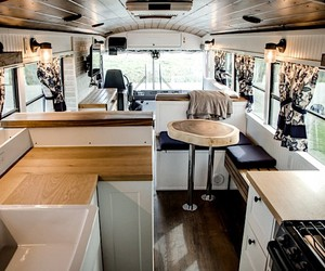 This Camper is awesome. DIY finest