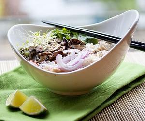 Chicken & Mushroom Pho