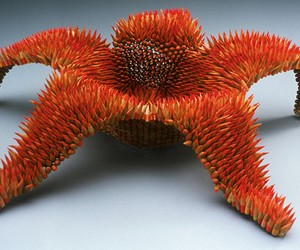 Jennifer Maestre Pencil Sculptures