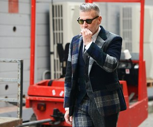 On the streets of Pitti Uomo 2013