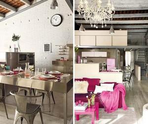 Pink Loft Design
