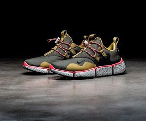 Nike and the Pocket Knife DM in colorful colors